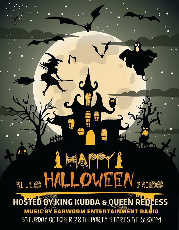 King Kudda Happy Halloween Special Radio Show