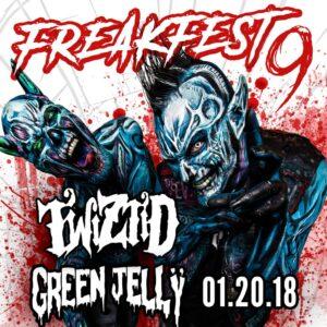 Earworm Added to Freak Fest 9 Line-up