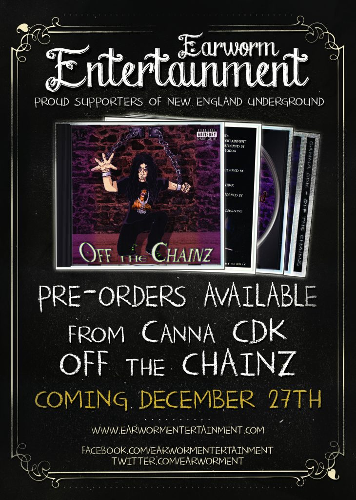 Canna - Off the Chainz [Pre-Order]