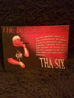 The Bearded Demon - Tha Six