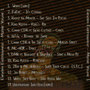 Earworm Entertainment – Mixtape Volume 1