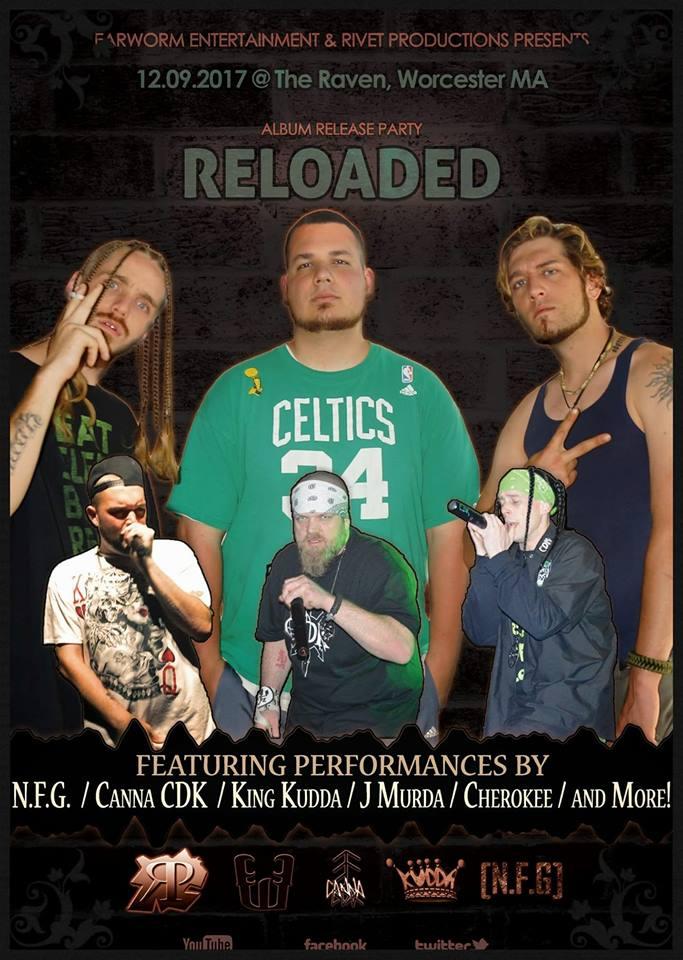 NFG Reloaded Album Release Party