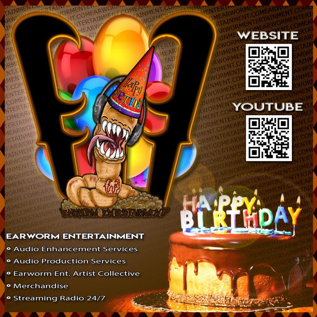 Happy Birthday Earworm
