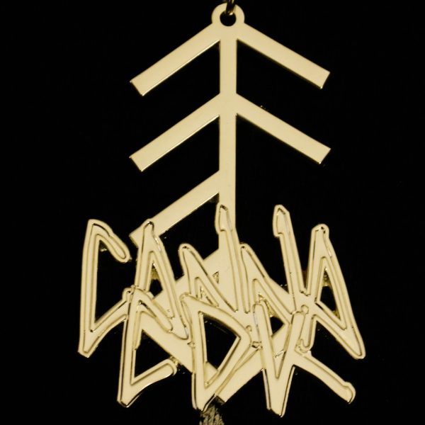 Canna CDK Nordic Rune Charm