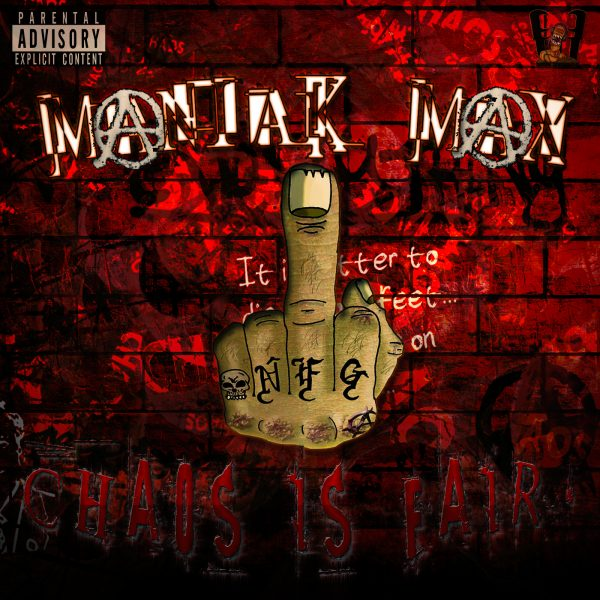 Maniak Max – Chaos Is Fair