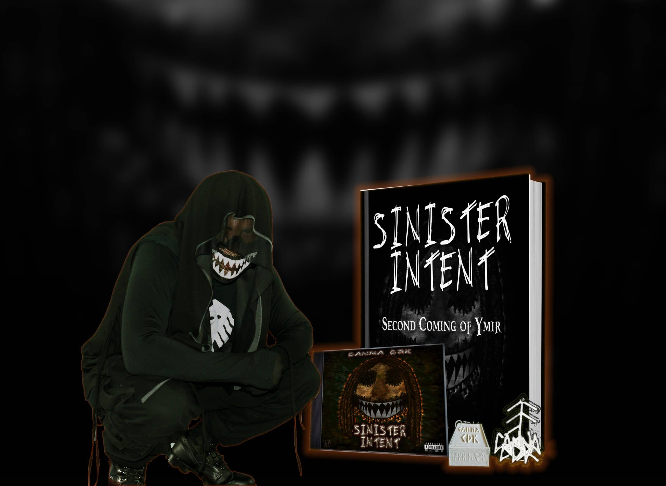 Sinister Intent Pre-Order Now Available