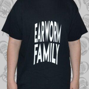 Earworm Family T-Shirt